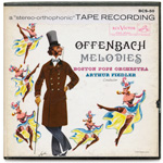 BCS-50 - Offenbach Melodies ~ Boston Pops Orchestra, Fiedler