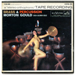CCS-30 - Brass And Percussion ~ Morton Gould And His Symphonic Band