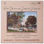 LDS-2346 - The Strauss Family ~ Vienna Philharmonic • Von Karajan