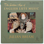 LDS-2560 - English Lute Music ~ Julian Bream
