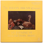 LDS-2656 - The Julian Bream Consort