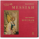 LDS-6409 - Handel — Messiah ~ Beecham