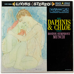 LSC-1893 - Ravel — Daphnis and Chloe ~ Boston Symphony Orchestra, Munch