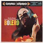 LSC-1984 - Bolero And Other Selections ~ Boston Symphony Orchestra, Munch