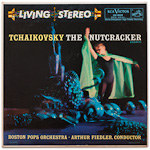 LSC-2052 - Tchaikovsky — The Nutcracker (Excerpts) ~ Boston Pops Orchestra, Fiedler