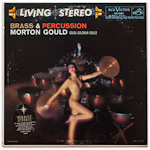 LSC-2080 - Brass And Percussion ~ Morton Gould And His Symphonic Band