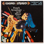 LSC-2131 - Franck — Symphony In D Minor ~ Boston Symphony Orchestra, Munch
