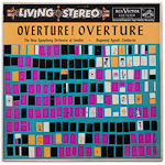 LSC-2134 - Overture! Overture! ~ The New Symphony Orchestra Of London, Agoult