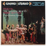 LSC-2177 - Tchaikovsky — The Sleeping Beauty (Excerpts) ~ Monteux, London Symphony Orchestra