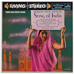 LSC-2320 - Song Of India ~ Boston Pops Orchestra, Fiedler