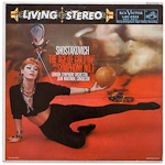LSC-2322 - Shostakovich —  The Age Of Gold • Symphony No. 1~ London Symphony Orchestra, Martinon