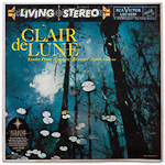 LSC-2326 - Clair De Lune ~ London Proms Symphony Orchestra, Agoult