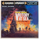 LSC-2335 - Rodgers — Victory At Sea, Vol. 1 ~ Bennett, RCA Victor Symphony Orchestra