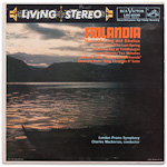 LSC-2336 - Finlandia — Music Of Grieg And Sibelius ~ London Proms Symphony, Mackerras