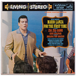 LSC-2338 - For The First Time ~ Mario Lanza