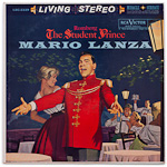 LSC-2339 - The Student Prince ~ Mario Lanza