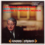 LSC-2341 - Saint-Saens — Symphony No. 3 In C Minor, Op. 78 ~ Boston Symphony Orchestra, Munch