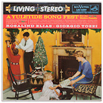 LSC-2350 - A Yuletide Song Fest ~ Elias • Tozzi • Engel