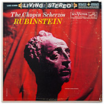 LSC-2368 - The Chopin Scherzos ~ Rubinstein