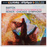 LSC-2374 - Bartok — Music For Strings, Percussion, And Celesta • Hungarian Sketches ~ Chicago Symph., Reiner