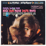 LSC-2380 - Music From Million Dollar Movies ~ Boston Pops Orchestra, Fiedler