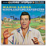 LSC-2393 - Mario Lanza Sings Caruso Favorites