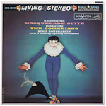 LSC-2398 - Khachaturian — Masquerade Suite • Kabalevsky — The Comedians ~ Kondrashin, RCA Victor Symphony Orchestra