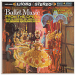 LSC-2400 - Ballet Music From The Opera ~ Paris Conservatoire Orchestra, Fistoulari