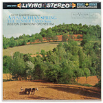 LSC-2401 - Copland — Appalachian Spring • The Tender Land Suite ~ Boston Symphony, Copland