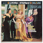 LSC-2416 - Operatic Choruses ~ Robert Shaw Chorale