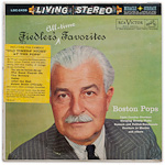 LSC-2439 - Fiedler's All-Time Favorites ~ Boston Pops Orchestra