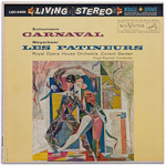 LSC-2450 - Schumann — Carnaval • Meyerbeer — Les Patineurs ~ Royal Opera House Orchestra, Rignold