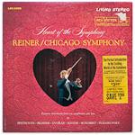 LSC-2496 - Heart Of The Symphony ~ Reiner, Chicago Symphony Orchestra