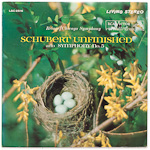 "LSC-2516 - Schubert — ""Unfinished"" Symphony • Symphony No. 5 ~ Reiner • Chicago Symphony"