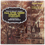 LSC-2532 - Gould — Ballet Music • Fall River Legend • Interplay • Latin American Symphonette ~ Gould