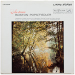 LSC-2546 - Liebestraum ~ Boston Pops • Fiedler