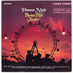 LSC-2548 - Viennese Night ~ Fiedler • Boston Pops Orchestra