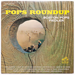 LSC-2595 - Pops Roundup ~ Boston Pops • Fiedler