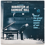 LSC-2605 - Rubinstein At Carnegie Hall (Highlights)