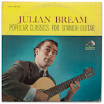 LSC-2606 - Popular Classics For Spanish Guitar ~ Julian Bream