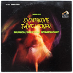 LSC-2608 - Berlioz — Symphonie Fantastique ~ Munch • Boston Symphony