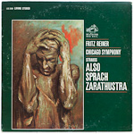 LSC-2609 - Strauss — Also Sprach Zarathustra ~ Reiner • Chicago Symphony