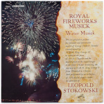 LSC-2612 - Handel — Water Music • Royal Fireworks Music ~ Stokowski