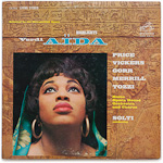 LSC-2616 - Verdi — Aida (Highlights) ~ Price • Vickers • Gorr • Merrill • Tozzi • Solti