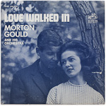 LSC-2633 - Love Walked In ~ Morton Gould And His Orchestra