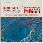 LSC-2638 - Fiddle-Faddle, Blue Tango, Sleigh Ride • 10 Other Leroy Anderson Favorites ~ Boston Pops • Fiedler
