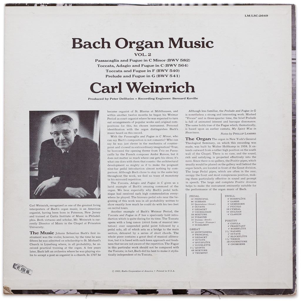 Carl Weinrich #