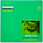 "LSC-2661 - ""Jalousie"" And Other Favorites In The Latin Flavor ~ Boston Pops • Arthur Fiedler"