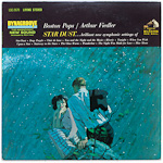 LSC-2670 - Star Dust ~ Boston Pops • Fiedler
