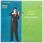 LSC-2671 - Virtuoso Favorites ~ Erick Friedman